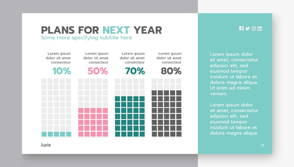 Infografika PowerPoint